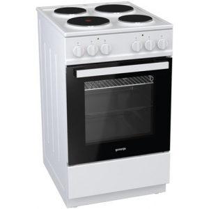 GORENJE 50cm Električni štednjak E5121WH