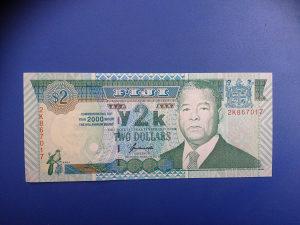 Novčanice FIDŽI
