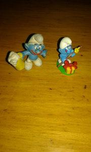 Štrumfovi - Akcione figurice