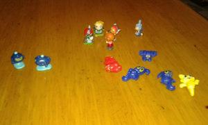 Razne igračke