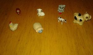 Domaće životinje - igračke