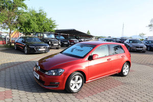 Volkswagen Golf VII 1.6 CR TDI HIGHLINE CARAT Edition