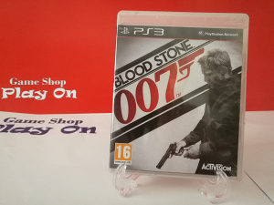 Blood Stone 007 (PlayStation 3 - PS3)