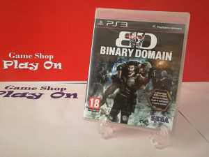 Binary Domain (PlayStation 3 - PS3)