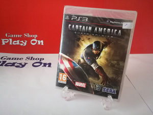 Captain America (PlayStation 3 - PS3)