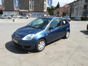 Ford Fiesta 1.4 tdci registrovana do 9/18