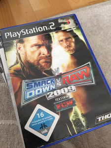 Smack down ws raw 2009