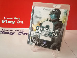 Ghost Recon Advanced Warfighter 2 (PS3)