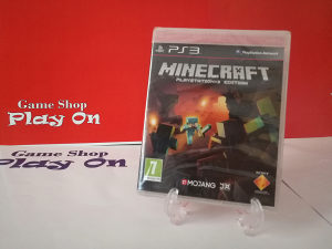 Minecraft (Playstation 3 - PS3)