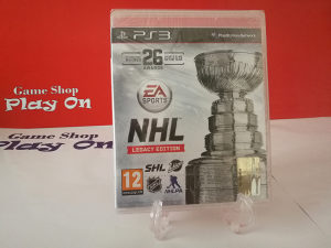 NHL Legacy Edition (PlayStation 3 - PS3)