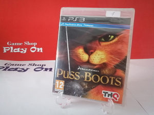 Puss In Boots (Playstation 3 - PS3)