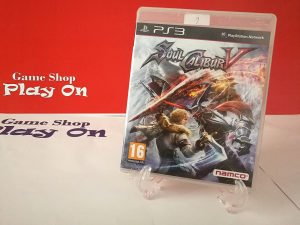 Soul Calibur V (Playstation 3 - PS3) 5