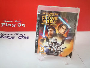 Star Wars : The Clone Wars (Playstation 3 - PS3)