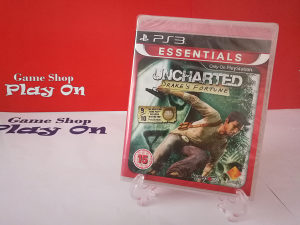 Uncharted 1 :Drake's Fortune (Playstation 3 - PS3)