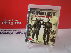 Conflict Denied Ops (PS3 - Playstation 3)
