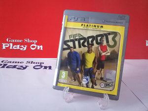 FIFA Street 3 (Playstation 3 - PS3)