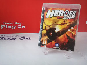 Heroes over Europe (Playstation 3 - PS3)