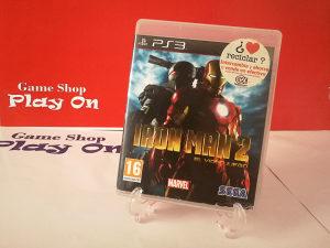 Iron Man 2 (Playstation 3 - PS3)