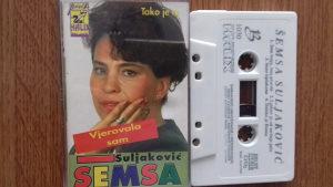 Audio kaseta ŠEMSA SULJAKOVIĆ/1993.