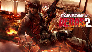 Rainbow Six Vegas 1 +  Rainbow Six Vegas 2 PC