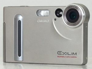 Foto aparat Casio EX S2