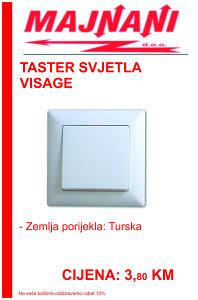 Taster svjetla VISAGE