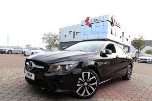 Mercedes-Benz CLA 180 CDI 7G-Tronic EXCLUSIVE