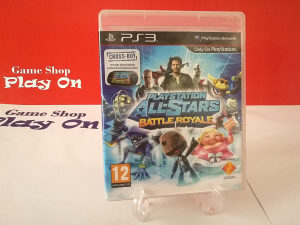 Playstation All Star Battle Royale (PS3)