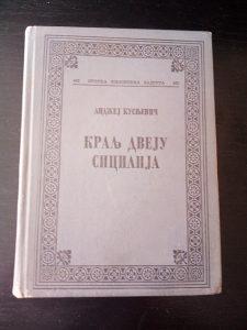 Knjige, Kralj dveju Sicilija - Andžej Kusnjevič