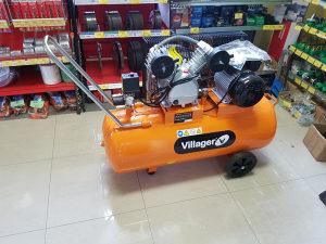Kompresor villager VAT VE 100 L litara