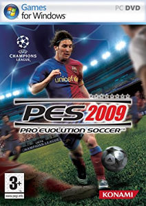 Pro Evolution Soccer/PES 2009 PC DVD / PC igrice