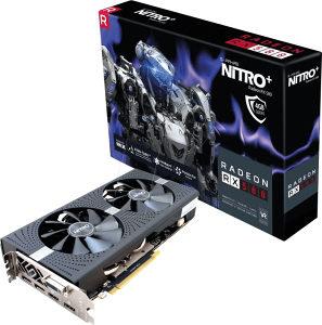 Sapphire Rx580 Rx 580 Nitro+ 4GB