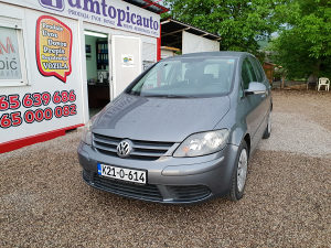 VW GOLF 5 PLUS 1,9 TDI 2007gp.