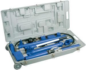 Hidraulika za peglanje vozila