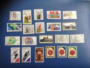Poštanske markice--LOT