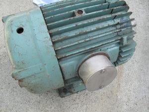 ELEKTRO  MOTOR  5,5  KW