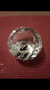 Kugla od Swarovski kristala