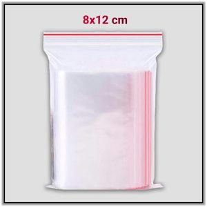 Zip vrecice kesice 8x12 cm