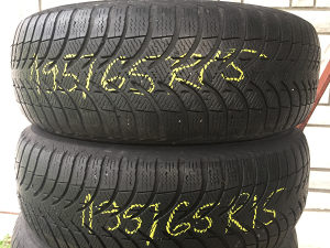 195/65 R 15 MICHELIN (2) DOT 2510 -4.9 mm