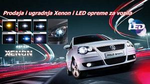 Prodaja i ugradnja Xenon opreme za vozila