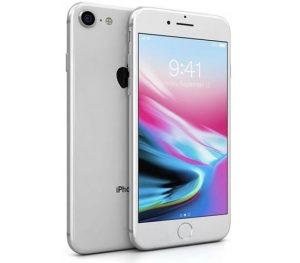 Apple iPhone 8 64GB Silver 4.7-inch Retina HD display