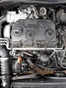 Dizne VW TOURAN 2,0 TDI