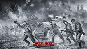 Battle of Empires 1914-1918 Honor of the Empire  PC
