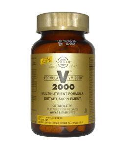 Multivitamin Solgar / VM 2000 / 90 kom
