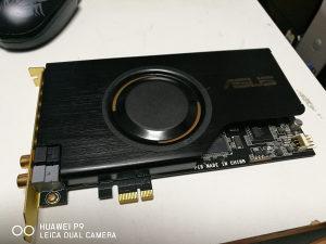 Asus Xonar D2X zvucna kartica PCI-X karta 7.1 d2
