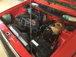 Motor Golf 1 2 1.6 dizel obicni
