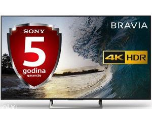 "Sony ANDROID 4K 49"" UltraHD TV 49XE8005 Smart XE8005"