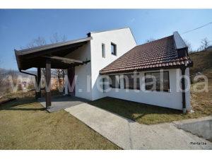Luksuzna kuća Sarajevo Vogošća prodaja