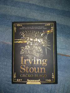 Knjiga Grcko blago-Irving Stoun