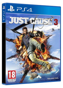 Just Cause 3 (PlayStation 4 PS4)